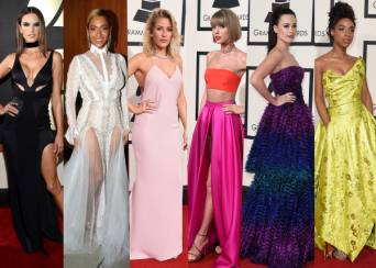 Best Dressed at Grammy Awards 2016