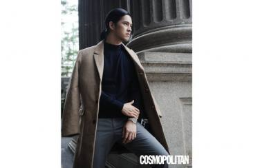 Exclusive Interview:  The Oriental Hunk Morgan Oey