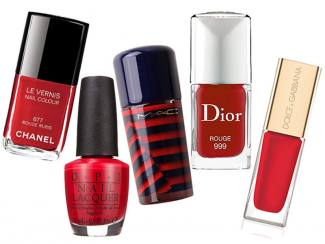 The Best Red Nail Polish