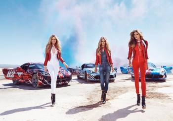 Meet The New Guess Girls on Gumball 3000