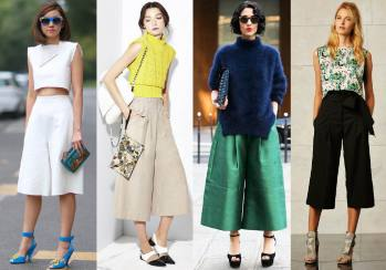 Culotte: The New-Must-Have Pants