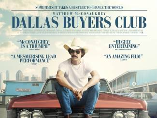 Dallas Buyers Club, Si Pejuang Sejati