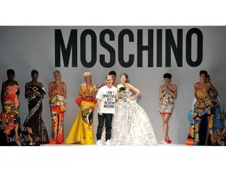 Kejutan Jeremy Scott di Milan Fashion Week 2014