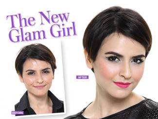 The New Glam Girl