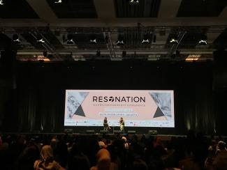 Wanita Saling Menginspirasi di Resonation 2017