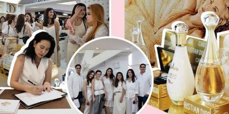 Dior Beauty Persembahkan Instalasi The Atelier of Dreams