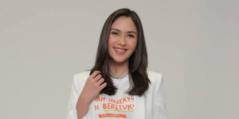Jessica Mila Bahas Tantangan Main Film Imperfect