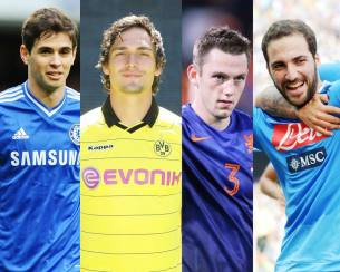 Men of the Week: The Semifinalist World Cup 2014