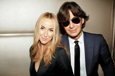Pernikahan Fashion Couple, Frida Giannini dan Patrizio di Marco