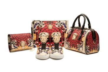 Versace's Tribute to Its Hometown