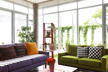 Diana Rikasari's House is Surprisingly Quirky