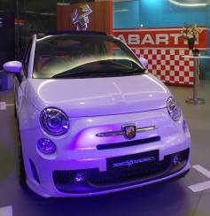 Showroom Abarth Terbesar Di Asia Tenggara
