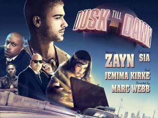 "Zayn Malik & Sia Rilis Video Seru ""Dusk Till Dawn"