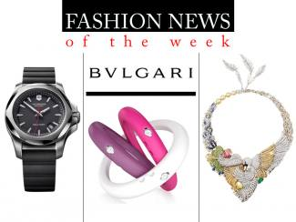 FASHION NEWS OF THE WEEK