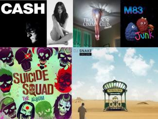 Monthly Music Playlist Pilihan Cosmo: Agustus 2016