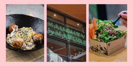 Naughty by Nature, Lifestyle Resto & Salad Bar Unik Dari KFC
