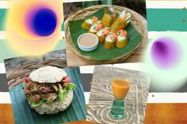 Eksperimen Menu Vegan di Living Food Lab Bali