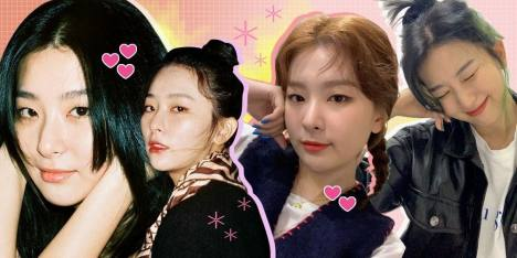 Get the Look: Makeup Segar dan Natural ala Seulgi Red Velvet