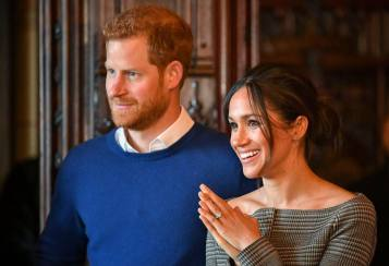 Christmas Card Meghan Markle dan Pangeran Harry Siap Rilis!
