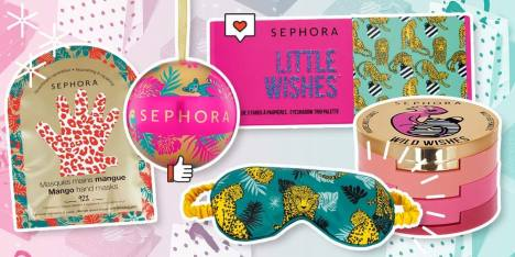 Hot! Sephora Rilis Holiday Collection Bertema Wild Wishes!