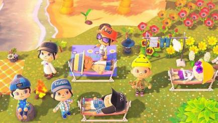 12 Inspirasi High Fashion Untuk Karakter Animal Crossing