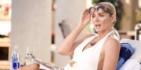 Ini Alasan Kim Cattrall Absen dari Reboot 'Sex and the City'
