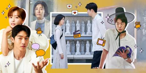 Jung Yu Mi & Nam Joo Hyuk Kompak di 'The School Nurse Files'