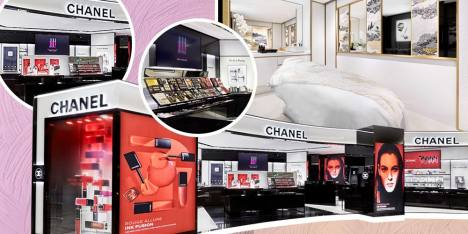 Butik Chanel Beauty and Fragrance Kini Hadir di Surabaya