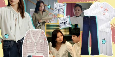 Tiru 5 Gaya Ji Sun Woo di Episode 16 The World Of Married
