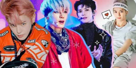 Boy Crush, Simak 10 Gaya Stylish Si Tampan Taeyong NCT!