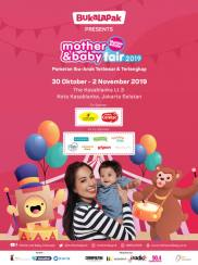 MOTHER AND BABY FAIR 2019