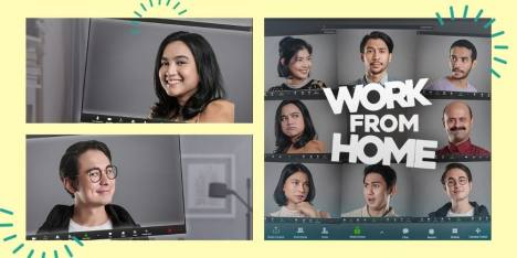 Rachel Amanda & Jerome Kurnia Bintangi Serial Work From Home