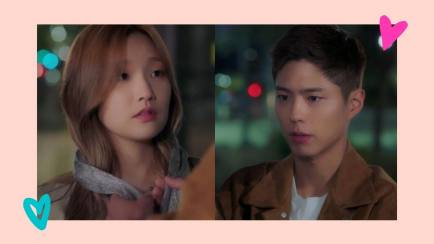 Romantisnya Park Bo Gum & Park So Dam di 'Record of Youth'!