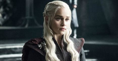 Reaksi Aneh Emilia Clarke tentang Final Game of Thrones!