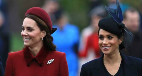 Meghan Markle Mengandalkan Tips Fashion pada Kate Middleton!
