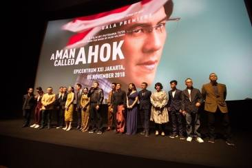Mengintip Kisah di Balik Film A Man Called Ahok