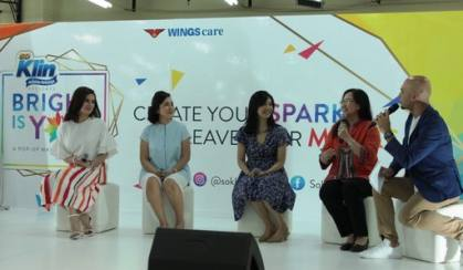 Bright Is You Market, Bentuk Apresiasi Kekreatifan