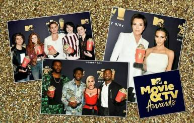 Daftar Lengkap Pemenang MTV Movie & TV Awards 2018