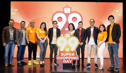 Serunya Belanja Online di Shopee 9.9 Super Shopping Day