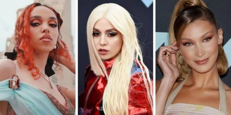 Tampilan Makeup Terbaik di Ajang MTV Video Music Awards 2019