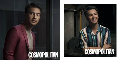 Cosmo Exclusive Interview: Morgan Oey,