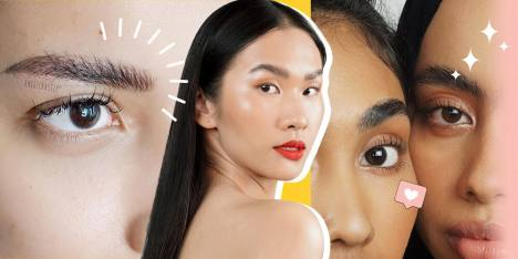 Cosmo Tries: Bushy Brow, Treatment Alis Yang Sedang Tren!