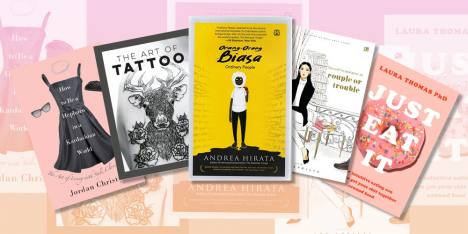Novel dan Buku tentang Body Positivity Wajib Baca Juli 2019