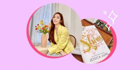 Fakta Soal Novel Young Adult Jessica Jung Eks SNSD, 'Shine'