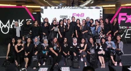 Let's Travel in Style with Cosmo Club & Make Over!