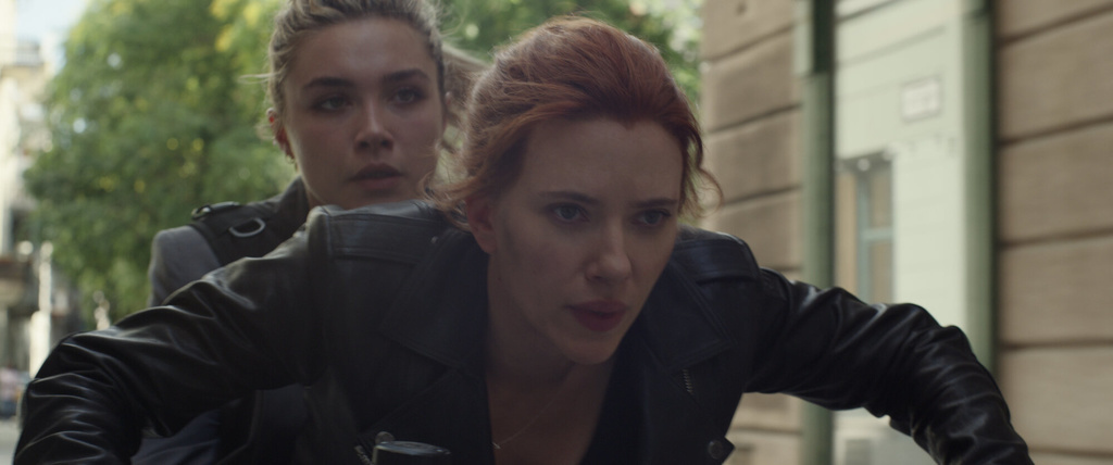 Masuk Dunia Marvel, Florence Pugh Bahas Film Black Widow