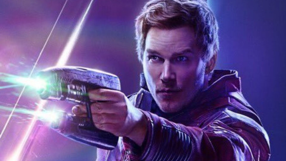Chris Pratt Mengunggah Video