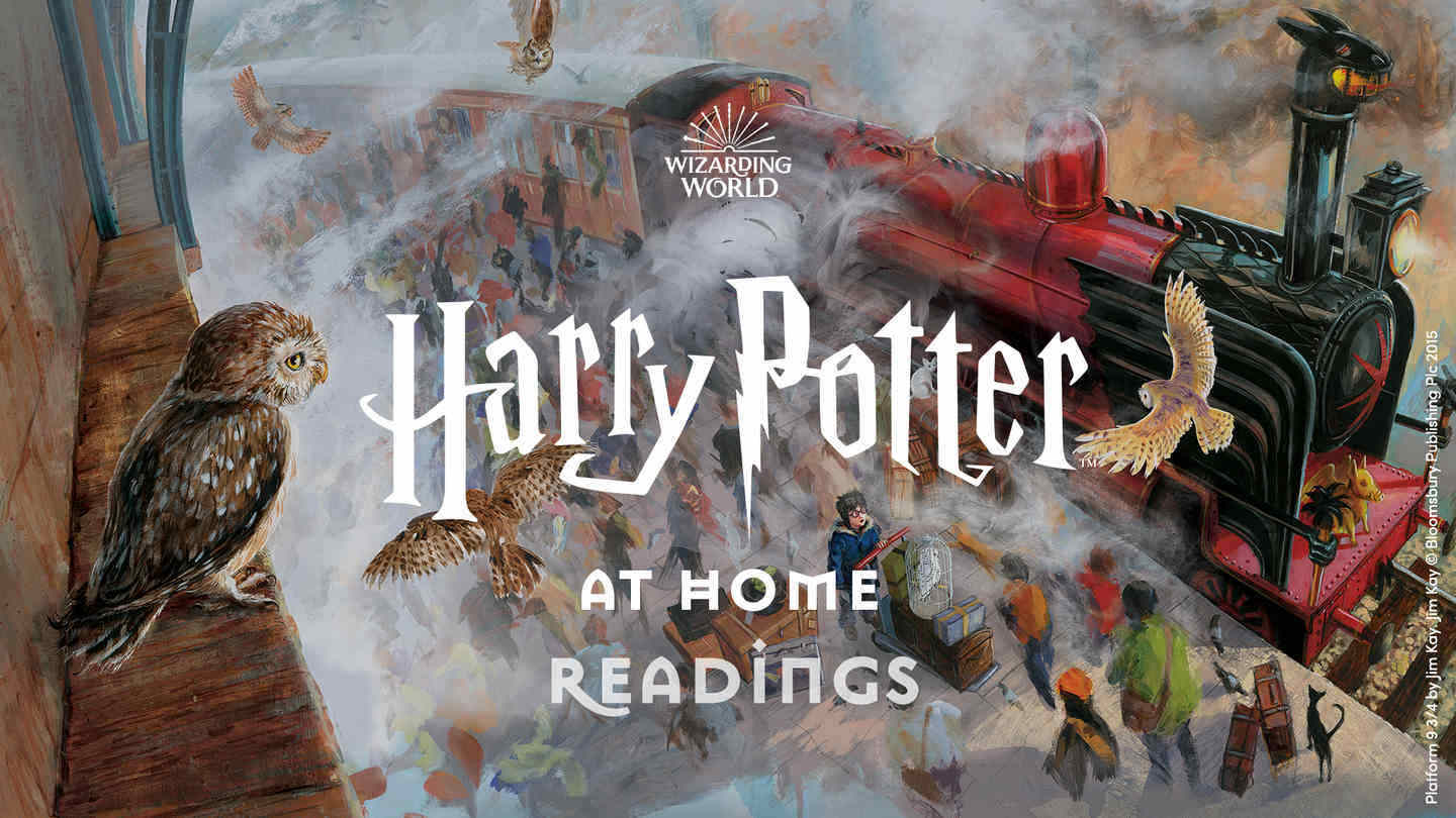 Deretan Selebriti Membacakan Novel Harry Potter di Spotify