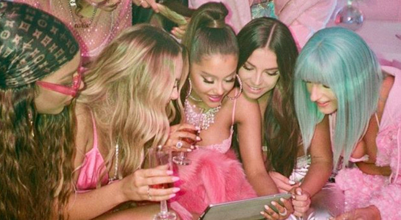 Ariana Grande Rilis Single dan Video Klip Baru, 7 Rings