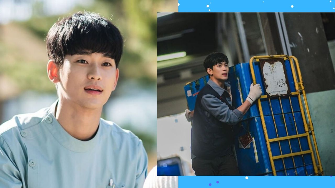 Simak Foto Kim Soo Hyun dalam drama It's Okay To Not Be Okay